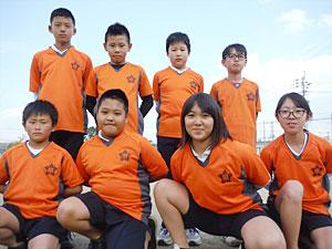 ◎3位:川崎小学校ヴァンクールズA