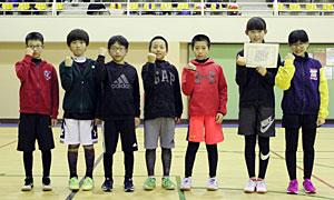 ◎準優勝:富良野市立富良野小学校「富良野へそタグズA」