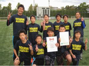 ◎優勝:矢田西オールスターズ P