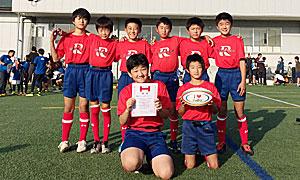 ◎優勝:新庄レッドハリケーンズ(新庄小学校)
