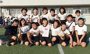 ◎準優勝:しらいちボーイズ(白浜第一小学校)