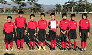 ◎準優勝:アスとれU-12